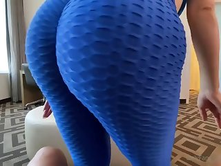Cum On Big Buttcheeks