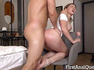 Pregnant Anal Latina