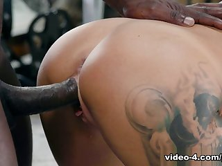 First Anal Penetration Fuck In Her Fat Ass